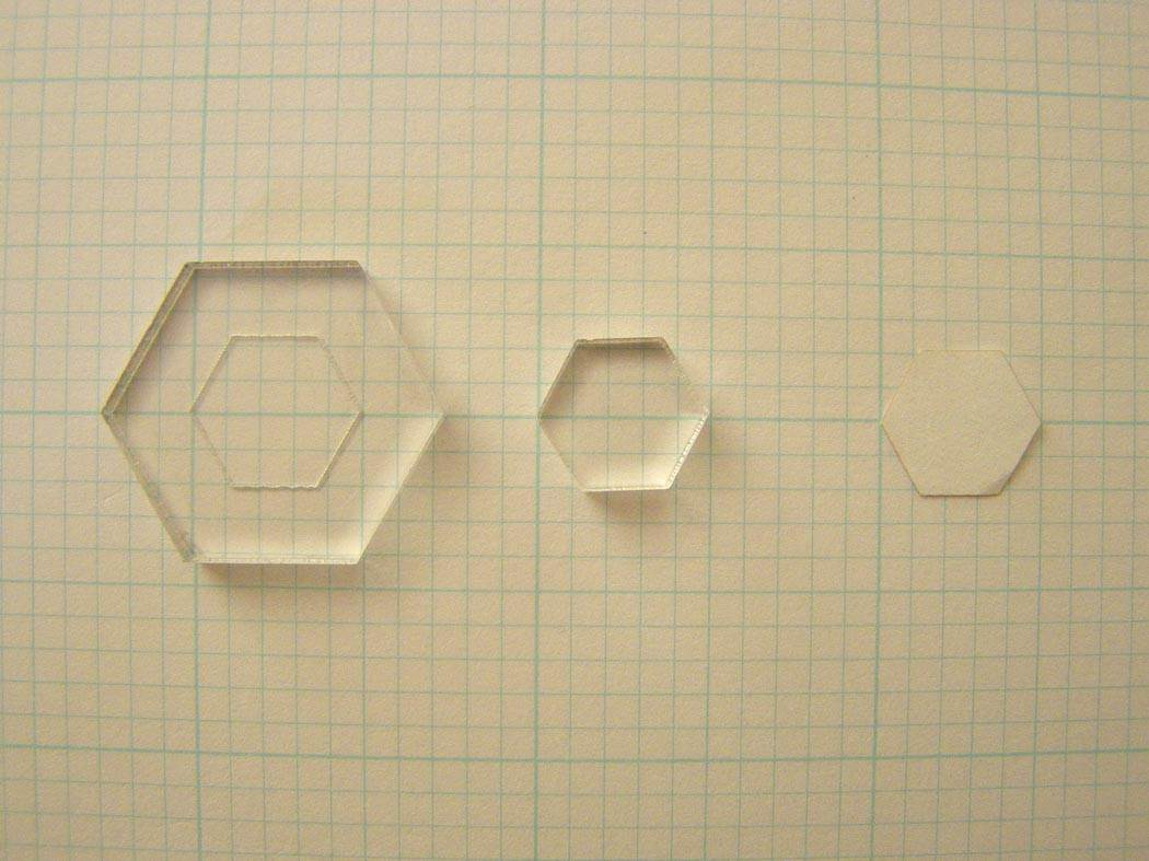 HEXAGON PATCHWORK – Hexagon Graph Paper